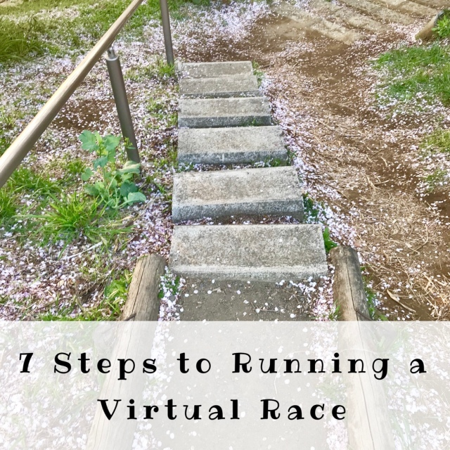 7 Steps to Running a Virtual Race | The Swag Mama